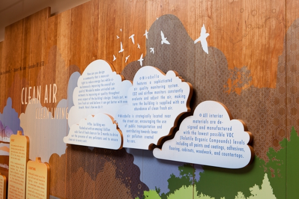 LEED Wall Display_Air