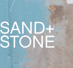 SAND+STONE